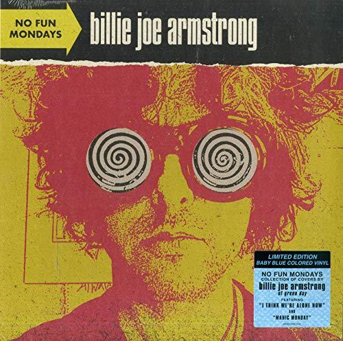 NO FUN MONDAYS LP INDIES-BILLIE JOE ARMSTRONG