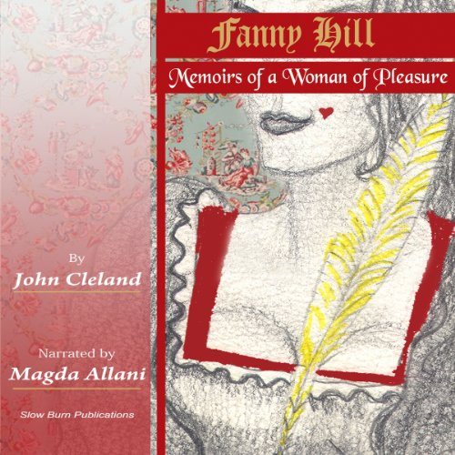 Fanny Hill audiobook cover art