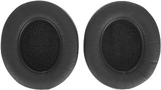 WEWOM 2 Ersättande öronkuddar för Beats av Dr. Dre Studio3 trådlöst headset, svart