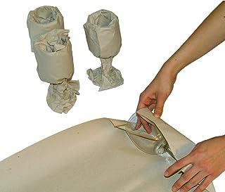 karton-billiger Packseide Seidenpapier 5Kg, 50x75cm grau