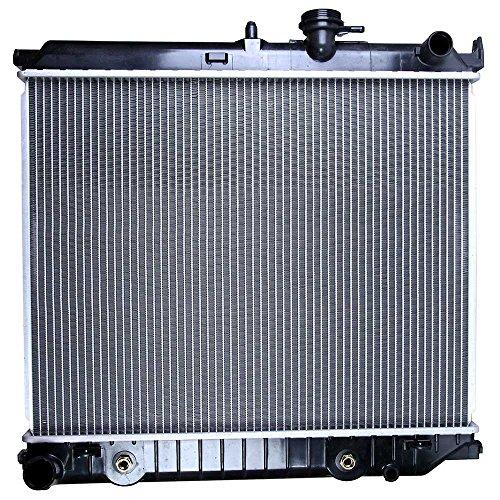 Auto Shack RK1064 Aluminum Radiator