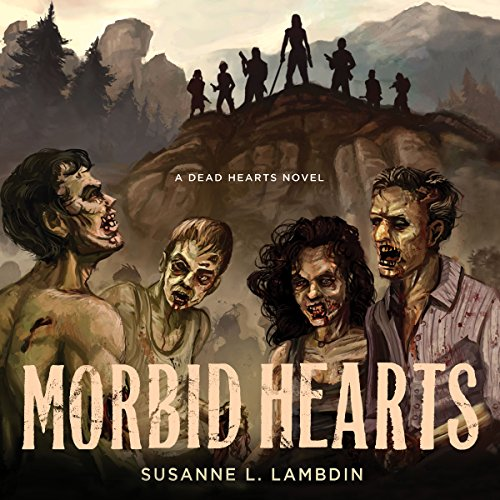Morbid Hearts audiobook cover art