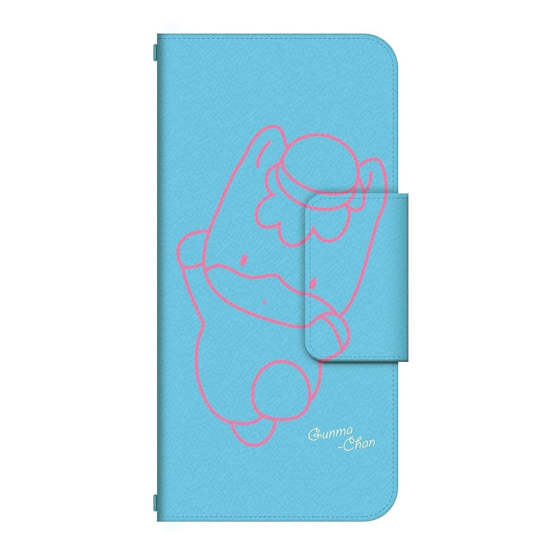 精緻化マウンドファシズムドレスマ LG style L-03K 手帳型 ケース カバー LGスタイル ライトブルー(GMT006) TH-L03K-GMT006-WH