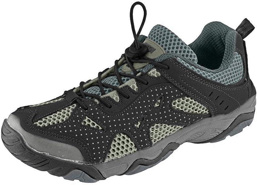 Rockin Footwear Womens Amphibious Athletic Hiking Swimming Water Shoe Aqua Sneaker
