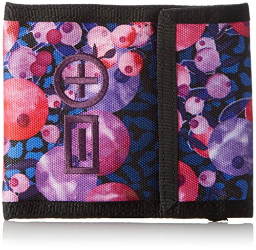 Chiemsee Geldbörse New Wallet PM, Berry Grape Ju, 12 x 10 x 1 cm, 0.25 Liter