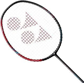 YONEX Astrox Smash Badminton Pre-Strung Racket (Black/Flame Red)(FG5)