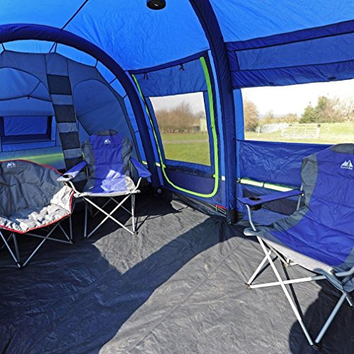 Berghaus Air 6 Inflatable Family Tent Outdoor Recreation Apparel & Equipment Sporting Goods