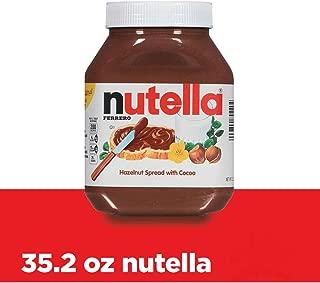 Best nutella 33.5 oz Reviews