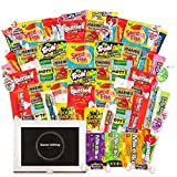 SATISFY YOUR SWEET TOOTH - Sweet Gifting packs an assortment of Candy Party Mix that will surely delight your palate. Each box contains 2.5lbs of approximately 60 pieces of Assorted Candies that include delectable gummies, lollipops, sour patches, an...