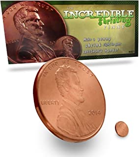 Magic Makers Incredible Shrinking Penny Trick