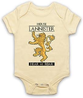 Personalisiert Game Of Thrones Haus Stark Strampler Strampelanzug Alle Größen