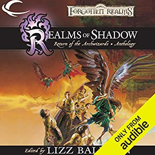 Realms of Shadow     A Forgotten Realms Anthology              By:                                                                                                                                 R. A. Salvatore,                                                                                        Troy Denning,                                                                                        Ed Greenwood,                   and others                          Narrated by:                                                                                                                                 Lance Axt                      Length: 11 hrs and 19 mins     26 ratings     Overall 4.1