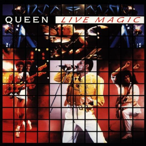 Queen: Live Magic (Audio CD (Live))