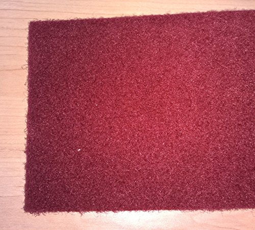 Velours tapijt voor boten. Rol 2 x 33 m (breedte x lengte). Kleur: