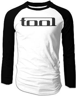 MEGGE Tool Band Men Bottoming Shirt Black