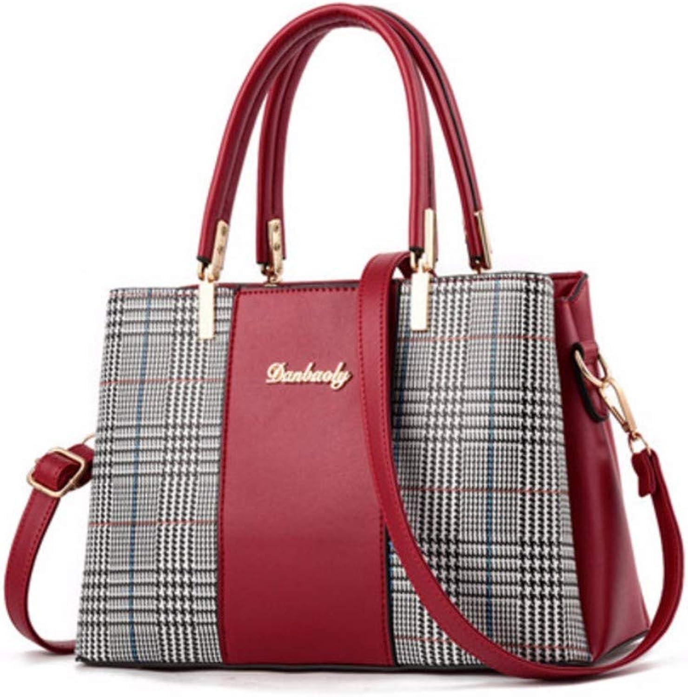JQSM Fashion Luxury Handbags Women Bags Women Leather Handbag Shoulder Bag for Women 2019 Female Ladies Hand Bags