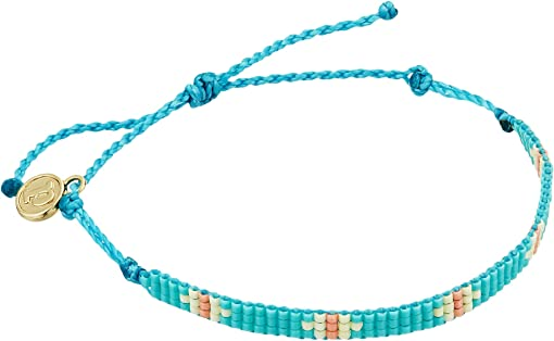 Woven Beads/Turquoise