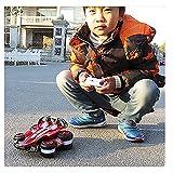 ZDYHBFE RC2.4G Control remoto Roll Stunt Car 1:16 Carga Drift Control remoto Coche Automóvil mecánico de 6 canales Giratorio 360 grados Caminando verticalmente Cuatro ruedas Rollover Boy Toy Car Regal