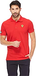 Ferrari V Neck Polo For Men