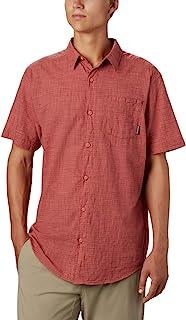 Men's Under Exposure Yarn Dye Short Sleeve Shirt