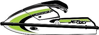 Exotic Signs Kawasaki 650 SX Graphic Kit - EK0002K650
