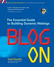 Blog On: Building Online Communities with Web Logs (CLS.EDUCATION)