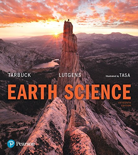 Compare Textbook Prices for Earth Science Plus Mastering Geology with Pearson eText -- Access Card Package  What's New in Geosciences 15 Edition ISBN 9780134609935 by Tarbuck, Edward J.,Lutgens, Frederick K.,Tasa, Dennis G.