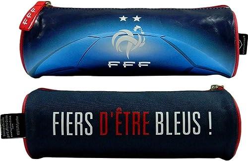 Equipe de FRANCE de football Trousse Scolaire FFF - Collection Officielle