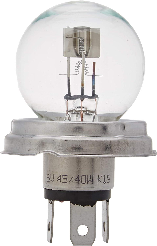 R2 P45t - Standard caja HELLA 8GD 002 088-141 L/ámpara Bilux Cant.: 1 12V//45//40W