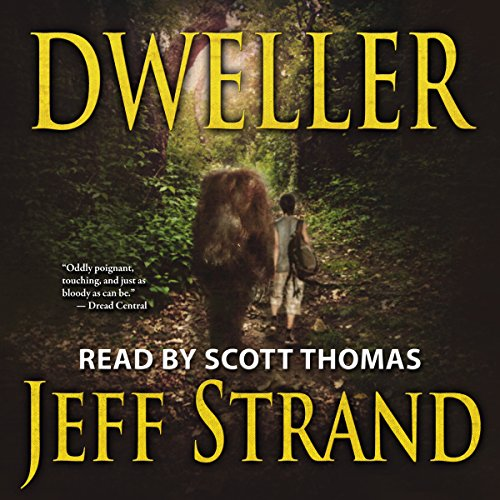 Dweller audiobook cover art