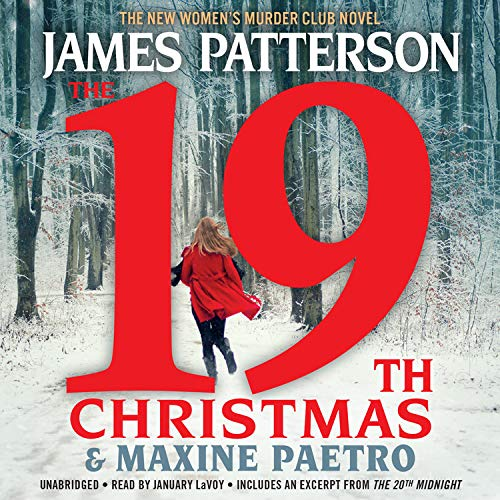 The 19th Christmas Audiobook By James Patterson,                                                                                        Maxine Paetro cover art