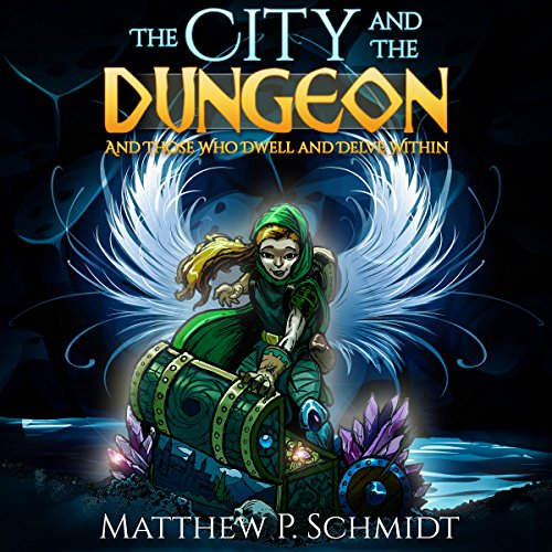 The City and the Dungeon     And Those Who Dwell and Delve Within              By:                                                                                                                                 Matthew Schmidt                               Narrated by:                                                                                                                                 Doug Tisdale Jr.                      Length: 9 hrs and 46 mins     1 rating     Overall 5.0