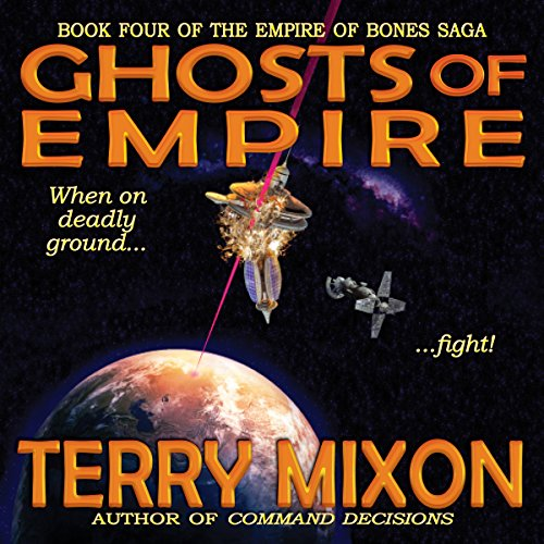 Ghosts of Empire     Empire of Bones, Book 4              By:                                                                                                                                 Terry Mixon                               Narrated by:                                                                                                                                 Veronica Giguere                      Length: 10 hrs and 12 mins     2 ratings     Overall 4.5