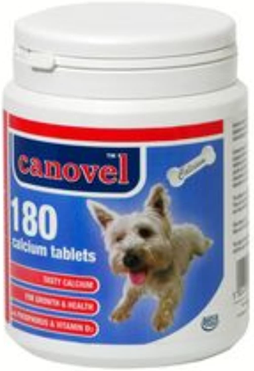 Hatchwell Canovel Dog & Cat Calcium 180 Tablets