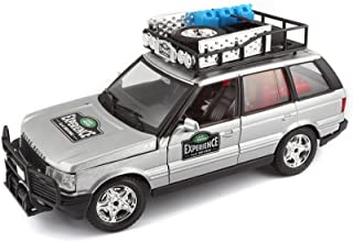 Bburago Range Rover Safari 1:24 Scale Diecast Car Diecast Vehicle