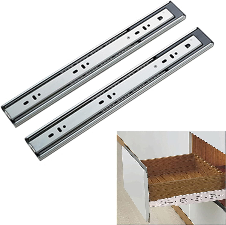Soft - Close Manufacturer direct delivery Metal Drawer Slides Portland Mall Conc Extension Full
