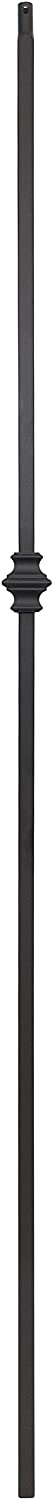 T60 - Iron Year-end gift Balusters Single outlet Knuckle 2 X in 44 1 Hollow