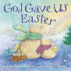 Easter books, God gave us easter book
