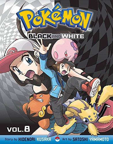 POKEMON BLACK & WHITE GN VOL 08 (C: 1-0-1)