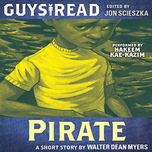 Guys Read: Pirate audiobook cover art