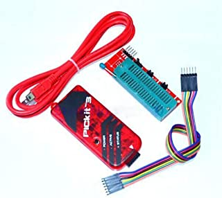 SUPERELE PICKIT3 Programmer + PIC ICD2 PICKit 2 PICKIT 3 Programming Adapter Universal Programmer Seat FZ0508
