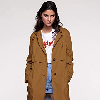 aacc27529f Amazon.fr : trench coat femme - TRENCH & COAT / Manteaux ...