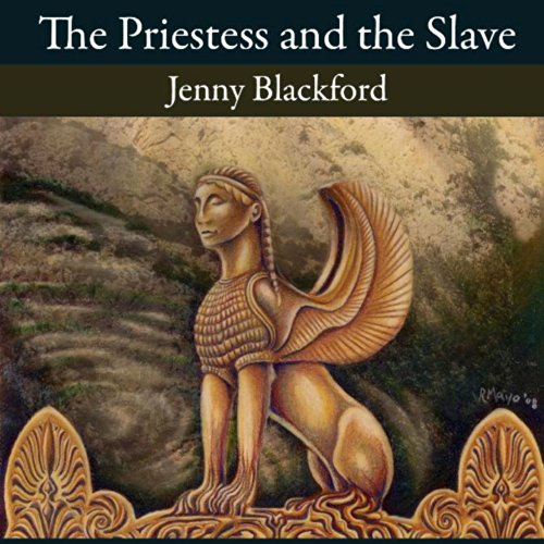 The Priestess and the Slave audiobook cover art
