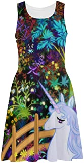 D-Story The Last Unicorn in Captivity Sleeveless Women