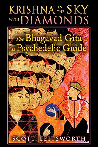 Krishna in the Sky with Diamonds: The Bhagavad Gita as Psychedelic Guide (English Edition)