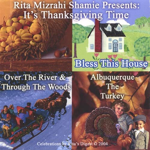 Rita Mizrahi Shamie, aka Grandma Rita