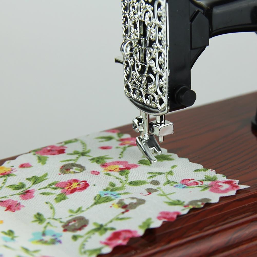 YONG niño máquina de coser Fun Funda para caja de música ...