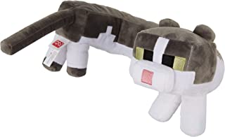 Minecraft Purring Sounds Plush Cat Neck Pillow Toy, Soft...