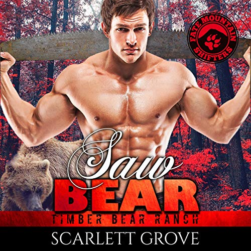 Saw Bear audiobook cover art