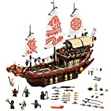 LEGO NINJAGO Movie Destiny's Bounty 70618 (2295 Pieces) (Discontinued by Manufacturer)